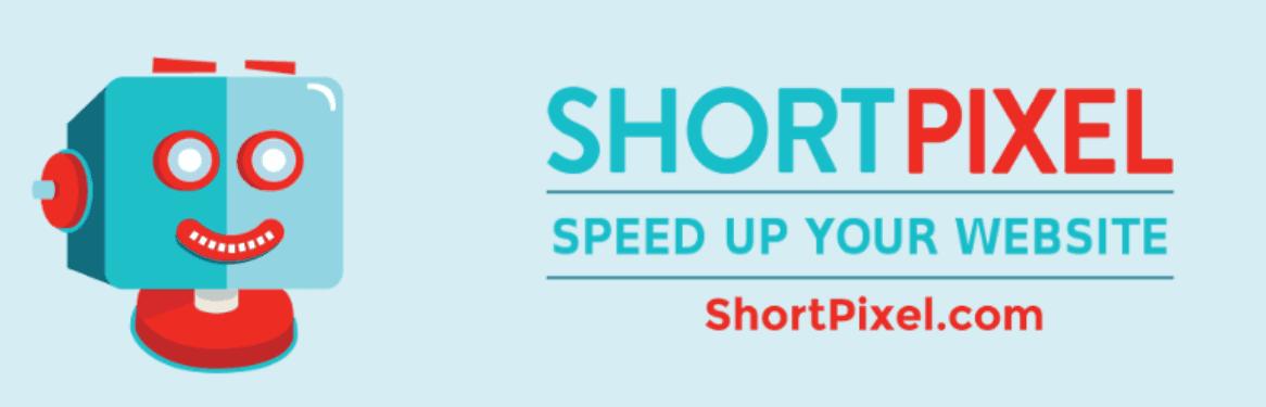 The Short Pixel plugin.