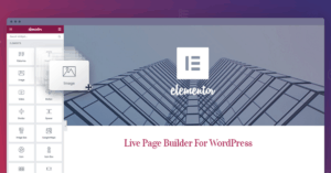 Elementor page builder tutorial