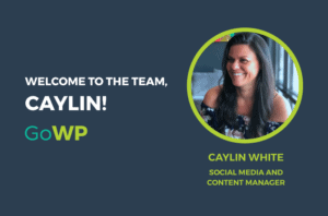 Caylin White Welcome