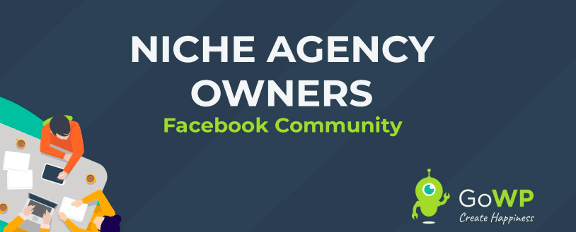 Niche Agency Owners Facebook Group