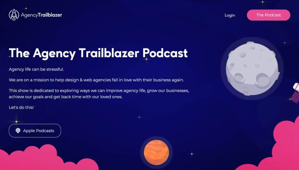 Agency Trailblazer