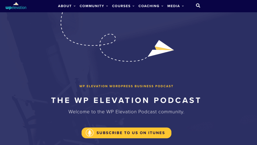 WP Elevation podcast