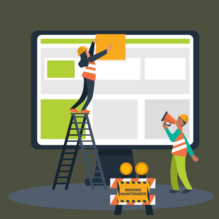 WordPress maintenance plan for agencies