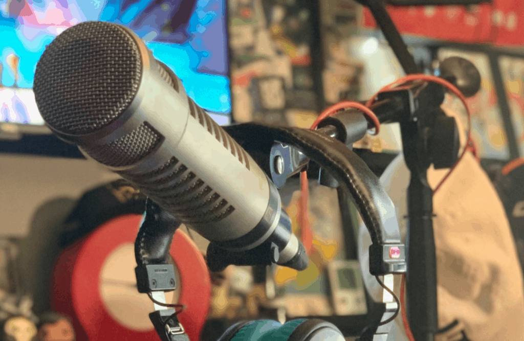 microphone for recording
